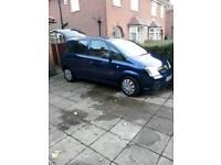07 Vauxhall Meriva Life 1-3 CDTI