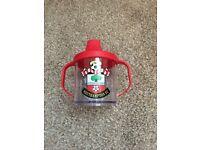 Saints sippy cup