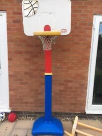 Basket ball set