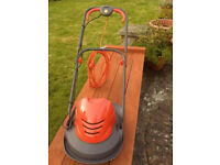 Flymo HV2800 Hover Mower 28cm cut - Good Clean Condition