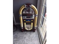 Jukebox (holds 100 cds)
