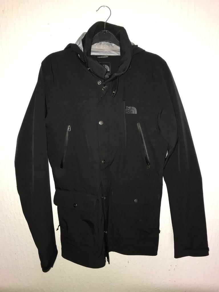The North Face men's S/P dryvent urban jacket / parka