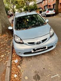 image for Toyota Aygo 2006 - Sold as Spare or Parts