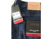 Pierre Cardin Jeans 34R New With Tags
