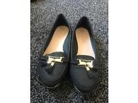 New look size 7 flats