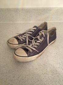 Converse All Stars, navy, size 10