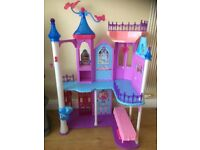 Large Barbie Castle. Collection Only.
