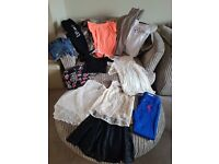 Girls Clothes Bundle Aged 7-8 Years