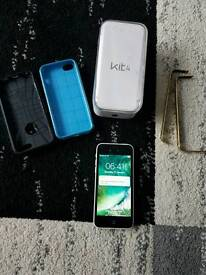 Iphone 5 c 32 gig in white