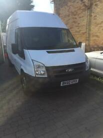 2010 ford transit 115 T350 Lwb hi top