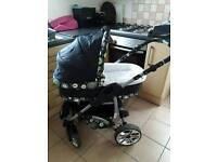 Travel system good condition