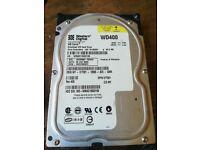 WD 40GB Sata Hard drive internal HDD