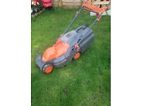 Sold Electric lawn mower