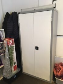Large filing cabinet/storage cupboard - very good quality and condition