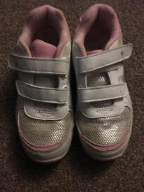 Girls trainers - size 11