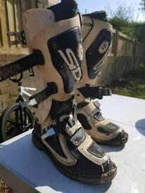 Size 8 MX Boots