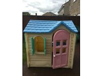 Used Little Tikes Country Cottage Playhouse