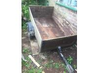 Car trailer does require some TLC