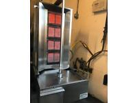 Archway kebab machine catering pizza restaurant hotels pubs cafe bakery equipments