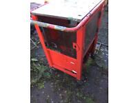 Garage / workshop trolley