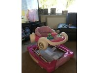 child coupe walker pink