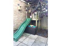 Garden playhouse