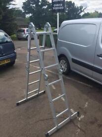 Set ladders. Bargain