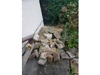 Free stone/rock