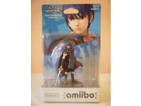 Nintendo Amiibo - Marth No.12 - Nintendo Wii U or 3DS Brand New & Sealed
