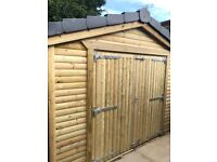 ** Now rented ** Garage sized storage unit available to rent in Aldershot - £95 pm