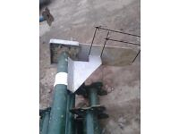 USED STROG BOYS ACROW PROPS ACRO JACK PROP, GALVANISED