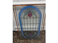 Lead Stain Glass Window