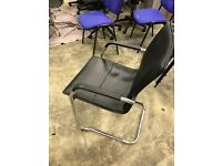 OFFICE CHAIRS JOB LOT - MEETING - VISITOR - CANTEEN - STAFF CHAIRS - BARGAIN