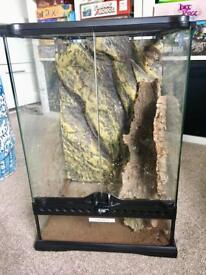 Exo Terra Glass Terrarium £25