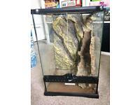 Exo Terra Glass Terrarium £30