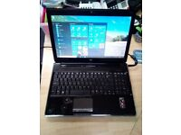 HP Pavilion Laptop, Windows 10, MS Works, Dual Core, 160gb Hard Drive, HDMI, Wifi, Charger