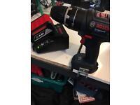 Bosch professional 18v combo drill