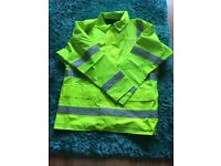 Brand new Hi Viz reversible jacket