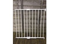 Lindam stair gate - great condition