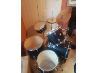 Great condition Ludwig drum kit