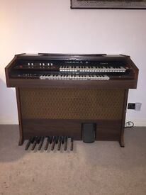 Consul-S Electric Keyboard For Sale