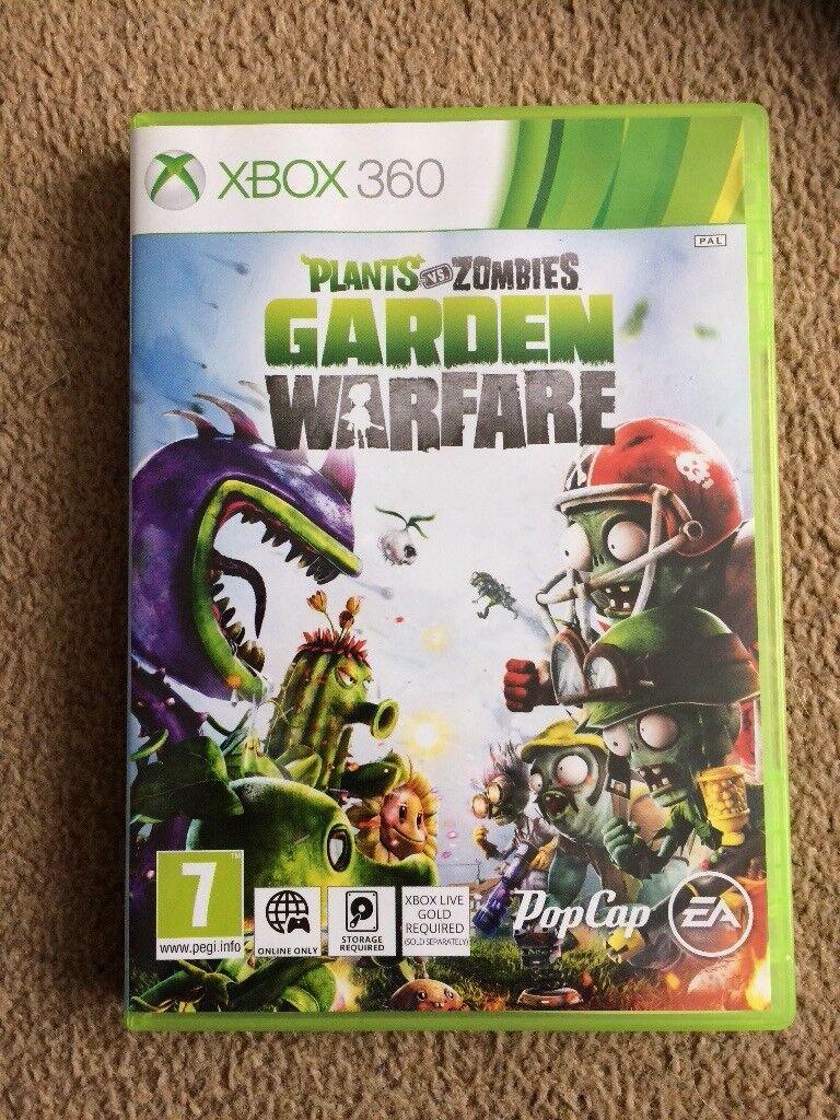 Xbox 360 plants vs zombies garden warfare in lakeside Plants vs zombies garden warfare 2 xbox 360