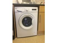 Nearly new washing machine for sale