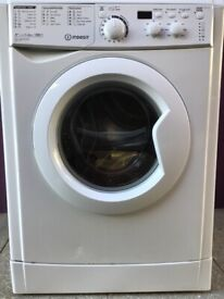 Indesit 6kg 1200 spin washing machine with 6 months repair/replacement warranty