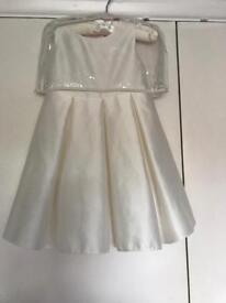 Flower girl / christening dress