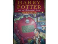 Harry Potter And The Philosephers Stone