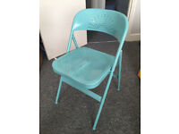 4 Folding Chairs from Ikea - NEW