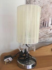 Lovely light lamp 6 months old