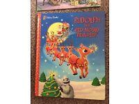 Rudolf children's book