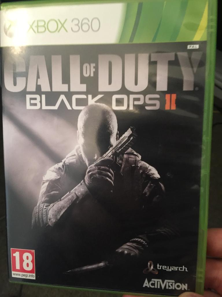 black ops 2 xbox 360 in leith edinburgh gumtree. Black Bedroom Furniture Sets. Home Design Ideas